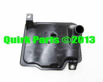 2009-2014 Vw Volkswagen Routan Automatic Transmission Filter Genuine Oem New