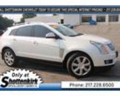 2016 Cadillac SRX Premium