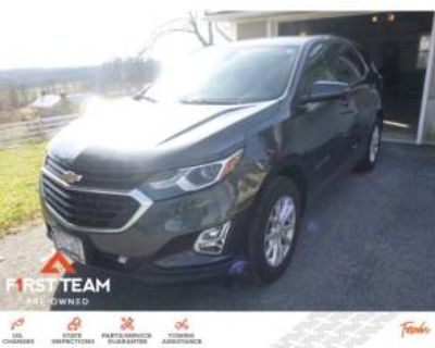 2018 Chevrolet Equinox LT with 1LT FWD