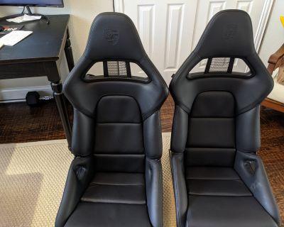 GT2/ GT3 Lightweight Bucket seats