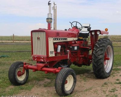 Looking for a 706 with blown motor or gas motor narrow front is a plus