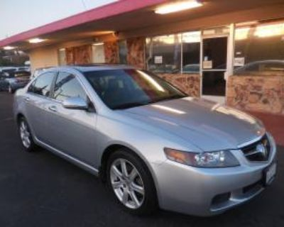 2005 Acura TSX Automatic with Navigation