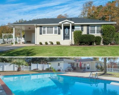 Private Country home with Pool - Aiken