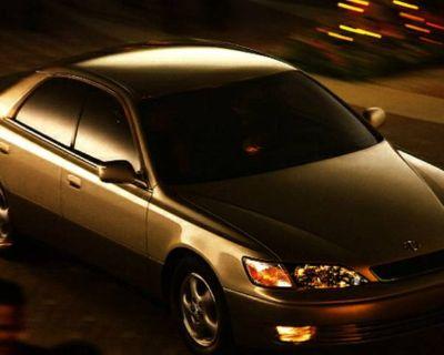 1998 Lexus ES ES 300
