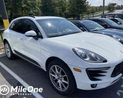 Used 2016 Porsche Macan AWD 4dr