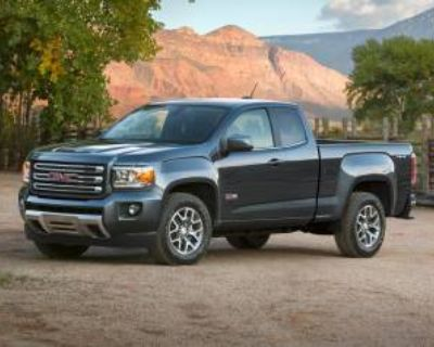 2018 GMC Canyon SLE Crew Cab Short Box 4WD