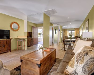 Downtown Pet Friendly Condo/Nicely Remodeled 1 bdrm +Tennis+Pool & Spa - Biarrit - Downtown Palm Springs
