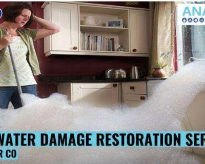 Best Water Damage Restoration Services in Parker CO
