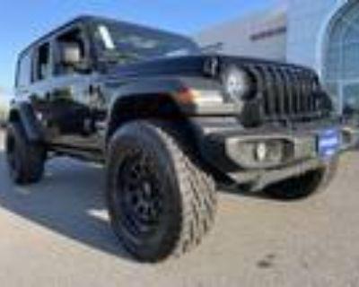 2018 Jeep Wrangler Black, 36K miles