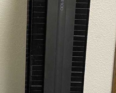 The Sharper Image Motorized CD holder