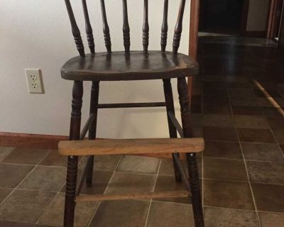 Old high stool