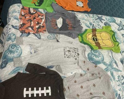 Baby boy 6month clothes