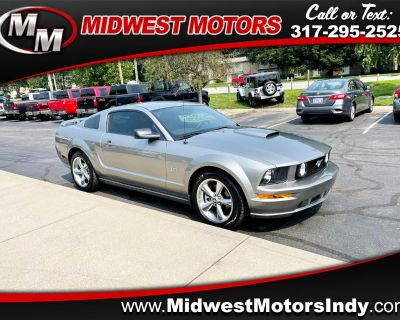 Used 2008 Ford Mustang 2dr Cpe GT Deluxe