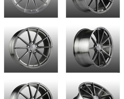 VS Forged Series | Light Weight Full Forged Construction Wheels for your Challenger