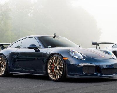 Rare Dark Blue GT3