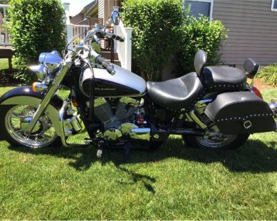 2008 Honda Shadow