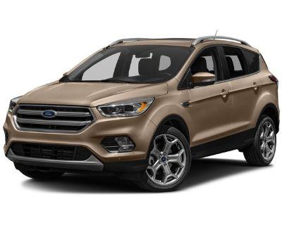Pre-Owned 2018 Ford Escape Titanium