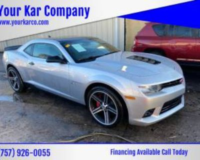 2014 Chevrolet Camaro SS with 1SS Coupe