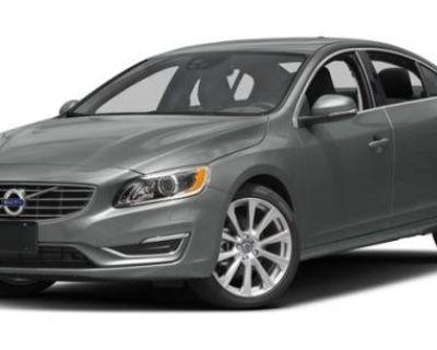 2016 Volvo S60 Platinum