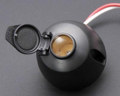Hopkins Towing Solution 55110 12-volt Power Socket