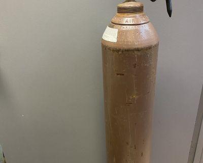 FS/FT COMPRESSED GAS CYLINDER - Reduced