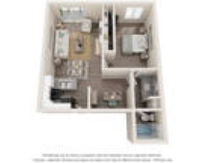 Playa Pacifica Apartments - One Bedroom with Den