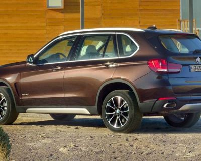 2018 BMW X5 35i