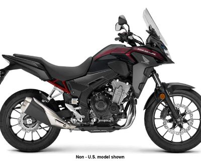 2021 Honda CB500X ABS Dual Purpose Chico, CA