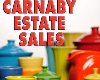 HUGE Hamburg Carnaby Estate Sale