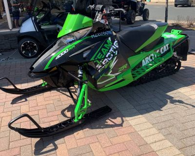 2015 Arctic Cat ZR 4000 RR Snowmobile -Trail Osseo, MN
