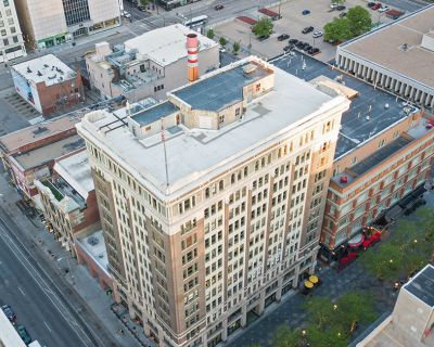 Affordable Downtown Office Space