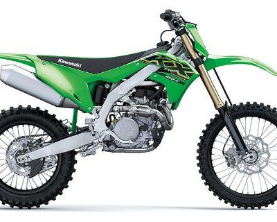 2021 Kawasaki KX 450X Motorcycle Off Road Hollister, CA