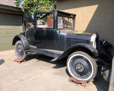 1925 Chevrolet Touring Barn Find Coupe