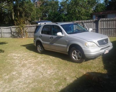my benz (ml320) for your truck even trade