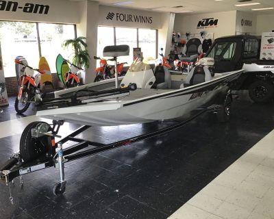 2020 Alumacraft Pro 175 Bass Boats Afton, OK