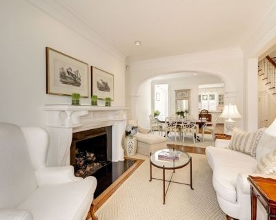 3-level, 3-bedroom, 3.5 Bath Victorian in the Heart of Georgetown - Georgetown
