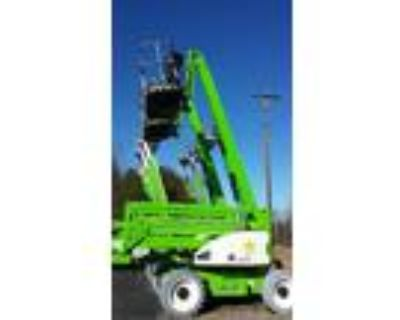 2019 Diesel NiftyLift SP50 4x4 Articulated Boom