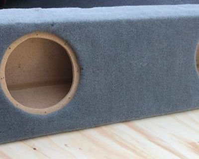 """Free 2x 10"""" subwoofer box for 2nd gen (pickup in Northern VA)"""