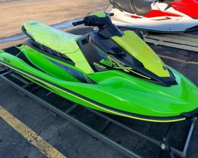 2021 Yamaha EX Sport PWC 3 Seater Belvidere, IL