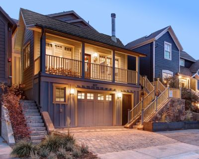 Steps to Main Street, Town Lift, Dining & Shopping - Contemporary Luxury Home - Downtown Park City