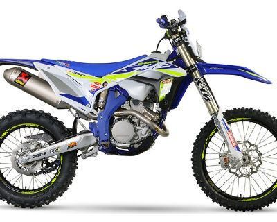 2021 Sherco 300 SEF Factory Motorcycle Off Road Petaluma, CA