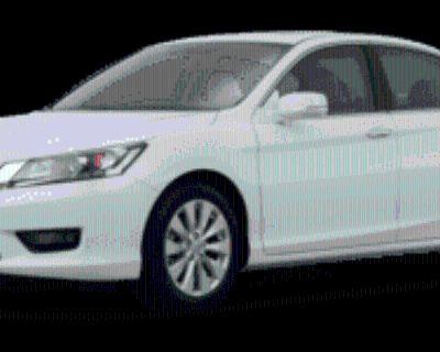 2015 Honda Accord EX-L Sedan I4 CVT