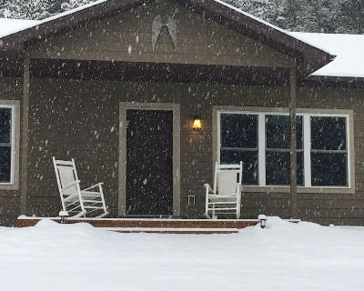 HOT-TUB -w- STARRY NIGHTS - CRAZY FUN, MOUNTAIN HOME DELIGHT! SLEEPS 8-12 - Gilpin County