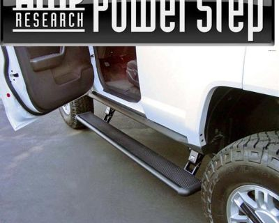 05-10 Hummer H3 H3t Amp Research Power Retracting Side Steps Running Boards