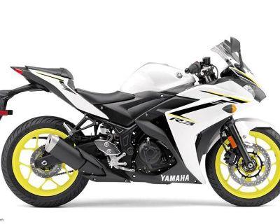 2018 Yamaha YZF-R3 ABS Supersport Albuquerque, NM