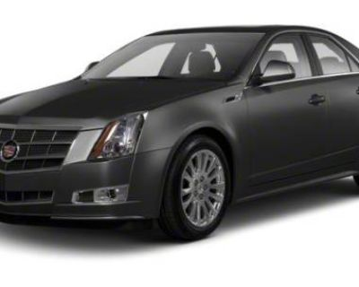 2010 Cadillac CTS Performance