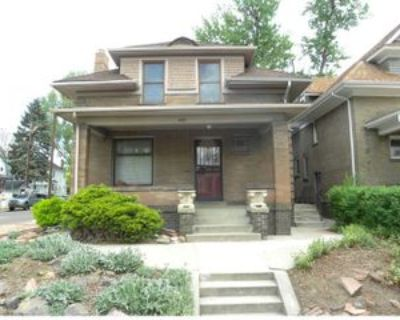 478 N Logan St, Denver, CO 80203 3 Bedroom Apartment