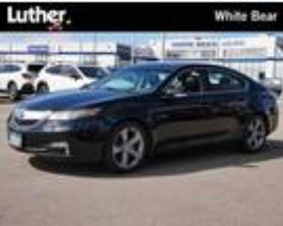 2014 Acura TL Black, 149K miles