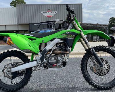 2020 Kawasaki KX 250 Motocross Off Road Greenville, NC