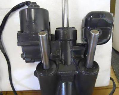 Suzuki Outboard Motor Tilt & Trim Unit System Assembly